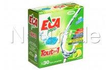 Eca - Doses de lavage l.v  30psc.tout en 1