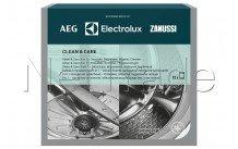 Electrolux - Détartrant, dégraissant et nettoyant hygiénique pour lv et ml 3 en 1 (12 sachets = 12 mois d'entreti - 9029799195