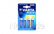 Varta high energy - lr03 - mn2400 - aaa - bl.4pcs - 4903121414