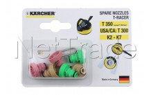 Karcher - Set de rechange buses t-rac - 26433350
