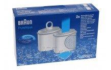 Braun - Filtre a eau    kwf2 - 63112770