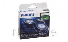 Philips - Tetes de rasage - hq56s- super reflex  (blister 3pcs - HQ5650