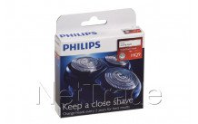 Philips - Tetes de rasoir hq9s - smart touch. (blister 3pcs - HQ950