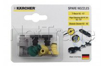 Karcher - Set de rechange buses univereselle (ex t350) - 26433380
