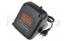 Black&decker - Adaptateur de charge / chargeur de batterie - 36v - 9061633701