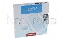 Miele - Ultra tabs all in 1, 20 stk eu1 - 11483930