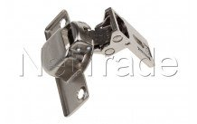 Electrolux - Charnière intégrée pour hublot de lave-linge - 1245378003