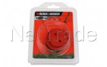Black&decker - Bobine de fil pour débroussailleuse - A6044XJ