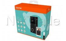 Acme smarthome wi-fi video sonette vision nocturne détection de mouvement, audio bidirectionnel, hd - 247075