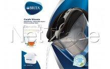 Brita - Carafe filtrante elemaris xl black 3.5l - 1039949