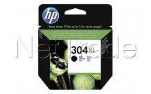 Hewlett packard - Hp 304xl black ink cartridge - N9K08AE