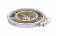 Bosch - Plaque vitro double zone 23cm 2200/750w alt356260 - 00356260