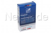 Bosch - Chiffons nettoyants d entretien inox - 00312007