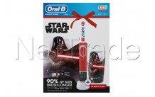 Oral-b - D100 star wars + gobelet - 4210201307761