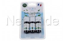 Air naturel - Huiles essentielles well being pack bio pack de 3 - 117019