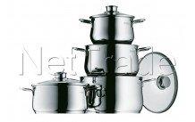 Wmf - Ensemble cuisson diadem plus 4-pieces - 730046040