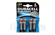 Duracell ultra - mx1500 - lr6 - aa - 1.5v - bl.4pc - MX1500