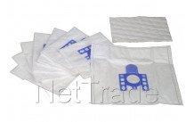Miele - Sac aspirateur model fjm poly    8 pieces + filtre - 9917710
