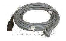 Nilfisk - Câble gris 10m 80/90 - ga70/gm80/gm90 - 21545900