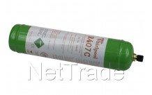 Whirlpool - Bouteille de gaz   r407c -1kg  -  nouv. version - 481281719448