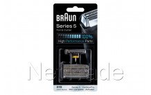 Braun - Combi pack - 360° complet  - 51s - silver - 81387975