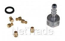 Electrolux - Kit d'injecteurs - butane / propane - ø 6mm - 50240722004