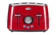 Domo - Grille-pain 4 tranche - DO971Tred