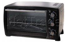 Tecnolux - Mini four  20l 1500w noir - GT20CSNOIR