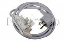 Bosch - Cable d'alimentation / racc - 00498261