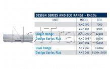 Whirlpool - Airco unit amc991   h/c  r4