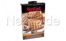 Seb - Plaque gaufre snack collection - XA800612