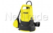 Karcher - Sp 2 flat pompes submersion eau claire - 6000ltr - 16455010