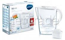 Brita fill&enjoy marella cool promopack white - 1024045