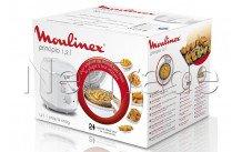 Moulinex - Friteuse principio 1.2l 1000w  0.6kg capacité frites 1-2 personnes - AF230170