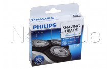 Philips - Tetes de rasage - sh30 - shaver series 3000 -  blister 3pcs - SH3050