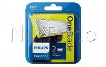 Philips - Grille de rasoir - oneblade qp220/55 - 2 pièces - QP22050