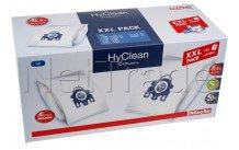 Miele - Sac à poussière /  aspirateur - xxl-pack hyclean 3d gn - 10408410