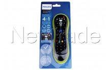 Philips - Telecommande srp3014/10  (4 en 1) - SRP301410
