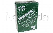 Numatic - Stofzak numatic hepa-flo   6 liter compact  10pieces nvm1ah - 604011