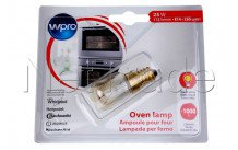 Wpro - Lampe de four t29 e14 25w - 484000008842