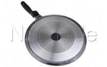 Sitram - Crépière fonte d'aluminium 30cm - 710451
