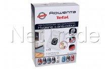 Rowenta - Sac hygiene+ anti-odeur*4 - ZR200720