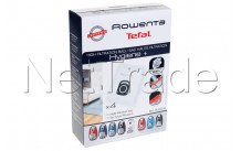 Seb - Sac aspirateur hygiene + - set 4pcs - ZR200540