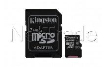 Kingston canvas select microsd uhs-i class 10 card 64gb - SDCS264GB