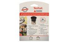 Tefal - Stc soupape noir  authentique/cocotte minute - 790076