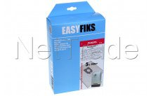 Easyfiks - Sac aspirateur polypr. philips oslo - HR693810