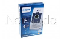 Philips - Sac aspirateur  orig sydney / mobilo classic  s-bag / 4 pieces - FC802103
