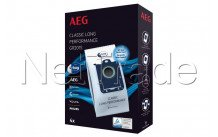 Aeg - Sac aspirateur - gr201s - classic long performance - 4pcs s-bag - 9001684746