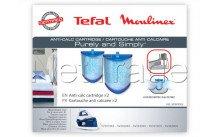 Seb - Cartouche / filtre anti-calcaire - set 2pcs - purely&simply - XD9030E0