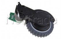 Lg - Ensemble roue cote gauche aspirateur robot - AJW73110501